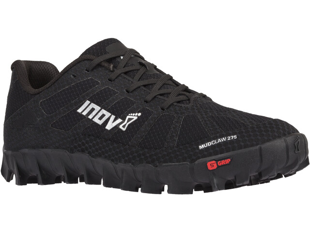 inov-8 Mudclaw 275 Running Shoes black/silver